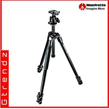 Manfrotto MK290XTA3-BH 290 Xtra Aluminium 3-Section Tripod Kit