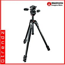 Manfrotto MK290XTA3-3W 290 Xtra Aluminium 3-Section Tripod