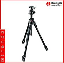 Manfrotto MK290DUA3-BH 290 Dual Alu 3-Section Tripod Kit