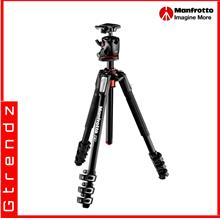 Manfrotto MK190XPRO4-BHQ2 190 Aluminium 4-Section Tripod kit