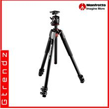 Manfrotto MK055XPRO3-BHQ2 Aluminium 3-Section Tripod Kit