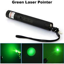 Rechargeable 9 Design Green Laser pointer With Lock