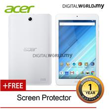 Acer Iconia One 8 B1-850 16GB (White) + Free Screen Protector