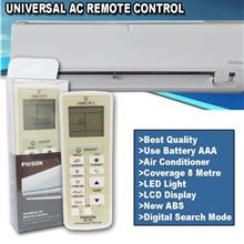 Phison 1000 in 1 Universal Aircond Remote Control PR-103