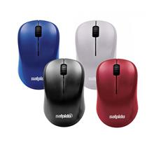 4 x Salpido SAL-WM3 2.4GHZ Wireless Optical Mouse - Black/ Blue/ Red/ White