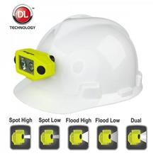 NIGHTSTICK Intrinsically Safe Dual-Light™ Headlamp with Hard Hat Clip