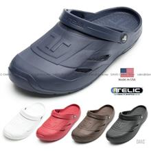 TELIC T400 Dream Men After Sports Recovery Clogs Shoes Arch Support