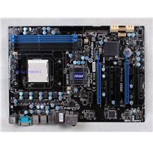 MSI 870-G45 Desktop Motherboard AM3 DDR3 AMD 7700