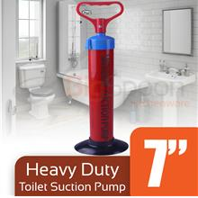 Heavy Duty Toilet Suction Pump - 7 inch