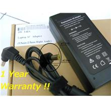 Gateway 4012GZ 4025GZ 4028GZ 4030GH 4030GZ AC Adapter Laptop Charger A