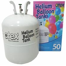 DIY Party Balloon Helium GAS - ATEX