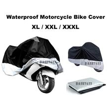 Waterproof Motorcycle Bike Protector Dust Cover Buckle XL/XXL/XXXL