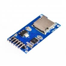 Micro SD card mini TF card reader module SPI interfaces with level  converter c
