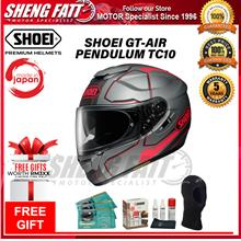 SHOEI GT-PENDULUM TC10 - FULL FACE HELMET with Gift [ORIGINAL]