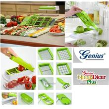 FREE SHIPPING:Nicer Dicer PLUS.MultiPurpose Interchange Kitchen Helper