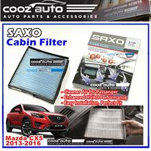 Mazda CX5 2.0 / 2.5 2013 - 2016 Saxo Cabin Air Cond Aircon Filter