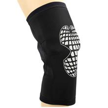 Lixada Sports Elastic Leg Support Brace Wrap Protector Pad Knee Guard for Runn