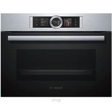 Bosch Series 8 Compact Steam Oven - CSG656RS1)
