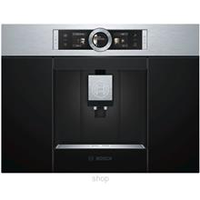 Bosch Series 8 Fully Automatic Espresso Maker Machine Stainless Steel - CTL636