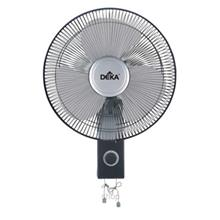 Deka WF26 Black Wall Fan