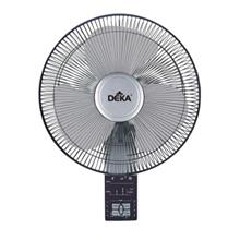 Deka WF38 Black Wall Fan