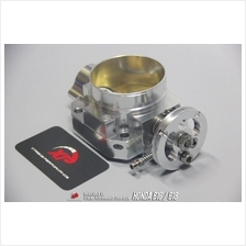 THROTTLE BODY HONDA B16 B18 BSERIES SILVER BILLET
