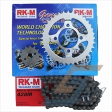 Honda EX5 RKM Takasago Chain Sprocket Set (428Mx96L/14/36)