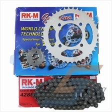 Yamaha Lagenda 115 RKM Takasago Chain Sprocket Set (428SBx108L/14/36)