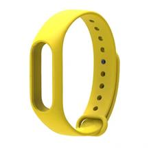 YELLOW Silicone Straps Replacement For Xiaomi Mi Band 2