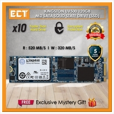 Kingston UV500 120GB M.2 SATA Solid State Drive SSD (SUV500M8/120G)