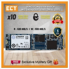 Kingston UV500 960GB M.2 SATA Solid State Drive SSD (SUV500M8/960G)