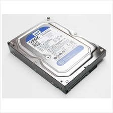 "500GB 3.5"" Seagate / Western Digital SATA Desktop PC Computer HDD"