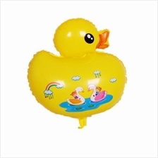 PVC YELLOW DUCK SPLASH LAKEVIEW BALLOON