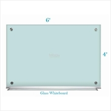 Glass Writing Whiteboard 4' x 6'