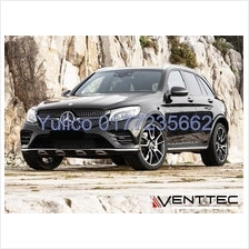 HIGH QUALITY MERCEDES GLC (X253) DOOR/WINDOW VISOR FOR YEAR '16&ABOVE