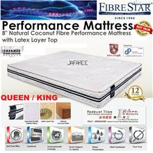 JFH Fibre Star Anti-Static 8 Inch Performance Mattress