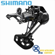 SHIMANO XTR M9100 Shadow Rear Derailleur+Rapidfire Plus Shifting Lever