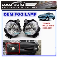 Toyota Hilux Vigo 2008 - 2011 Fog lamp Fog light Foglamp Switch + Wiri