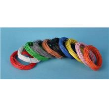 7/0.16mm Tinned PVC Single Core Wire / 5 MTR