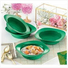 Tupperware Emerald Bowls (4) 350ml