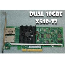 Intel Ethernet Converged  X540-T2 10GbE  Dual Ports 10 Gigabit Nic