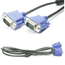 Hotron 1.8M 6ft VGA Male 15 pin HDB15 Monitor Video Extension Cable