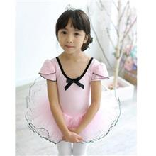 Pink Ballet Dance Dress (Economy) Size XXXXL