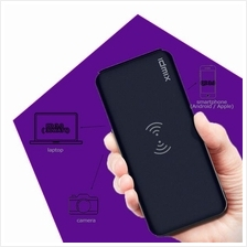 IDMIX 18000mAh Quick Charge QC3.0 Qi Wireless Power Bank with PD3.0