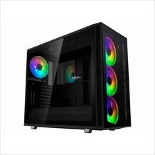 # FRACTAL DESIGN Define S2 Vision RGB Blackout T.G Case # PROMO!!!