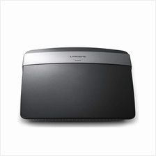 Linksys E2500-AP N600 Dual-Band Wi-Fi Router - Black