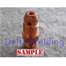 ( 5 pcs) xTig stubby welding Malaysia collet body spare part