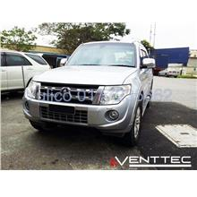 HIGH QUALITY MITSUBISHI PAJERO SUPER EXCEED DOOR VISORYEAR 06'&ABOVE