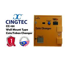 Coin/ Token Changer CC-101 (Wall mounted front door type)