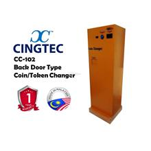Coin/ Token Changer CC-102 (Back door type)